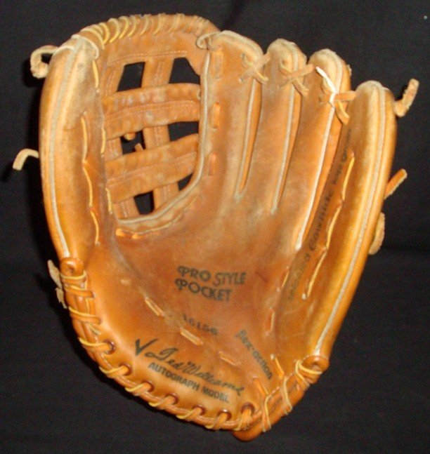 356: Ted Williams Autograph Model Glove - 2
