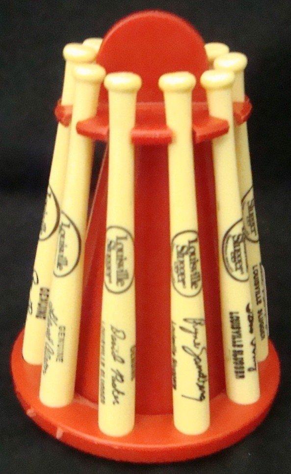 359: Louisville Slugger Baseball Bat Bank