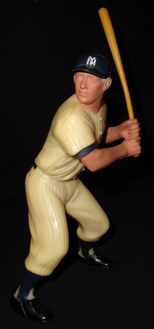 15: 1958-62 Mickey Mantle Original Hartland Figurine