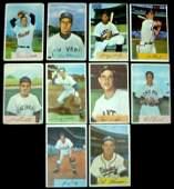 570 1954 Bowman Baseball Card Lot 10 w Stars