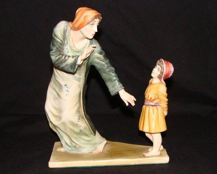 1: Borsato 7627/2 Mother  And Child