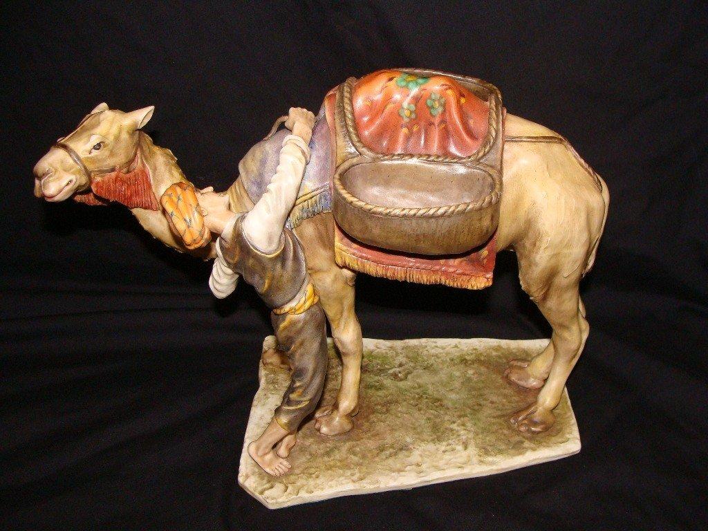 3: Borsato 7513/2 Large Camel and Rider