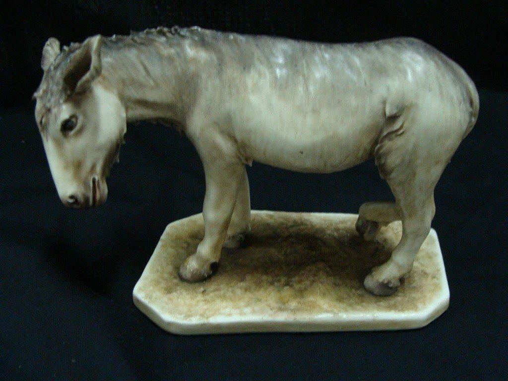 4: Borsato 7620/2 Donkey Nativity Piece