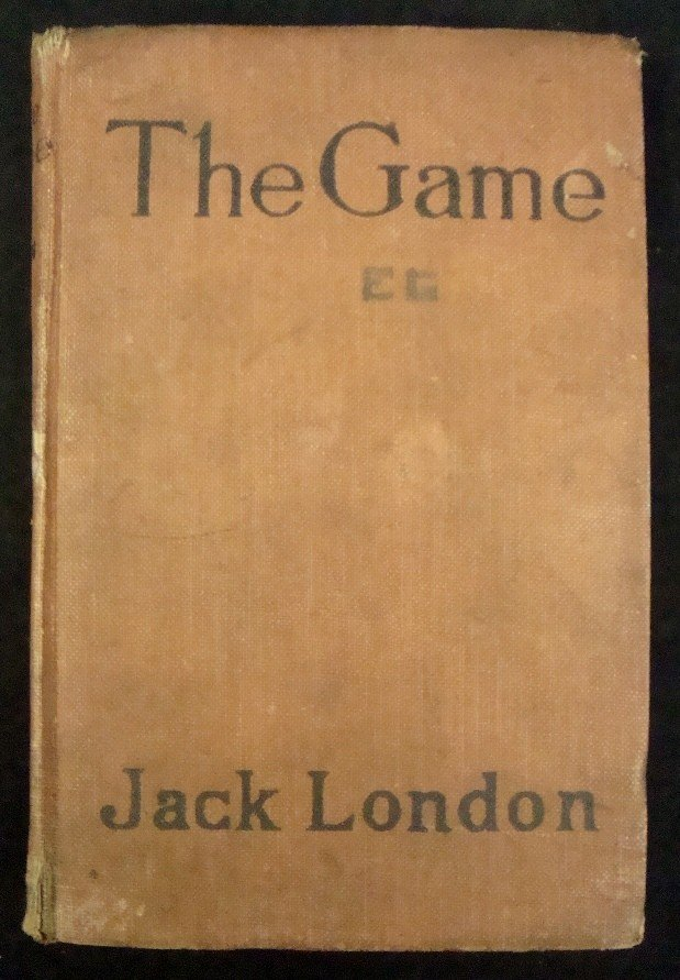 3: 1913 The Game by Jack London