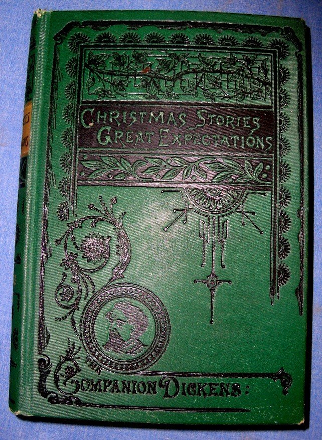 4: 1884 Christmas Stories Great Expectations, Dickens