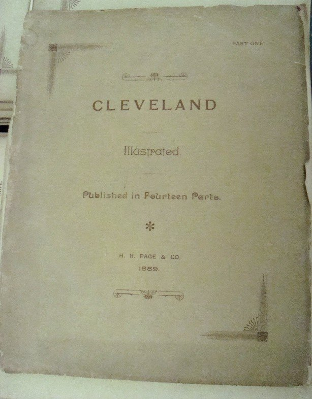 17: 1889 Cleveland Illustrated, Fourteen Parts