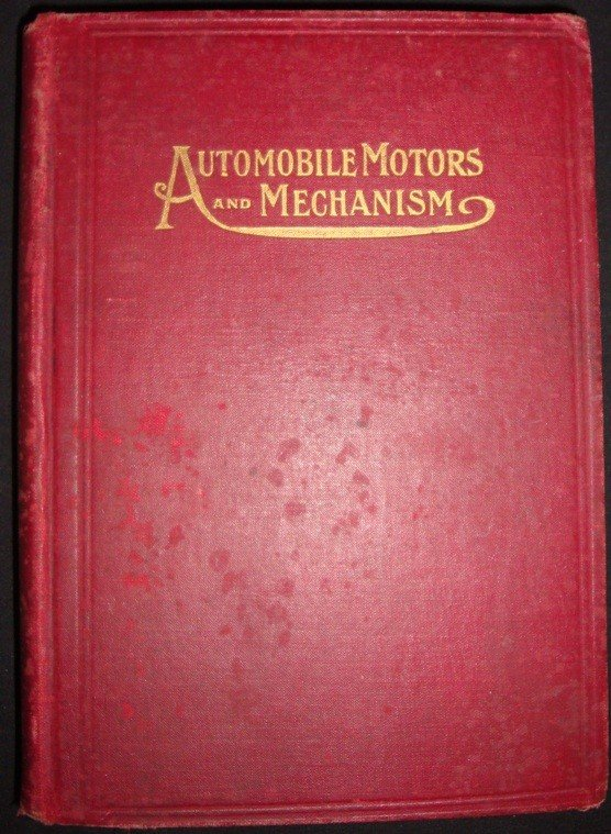 23: 1912 Automobile Motors and Mechanism