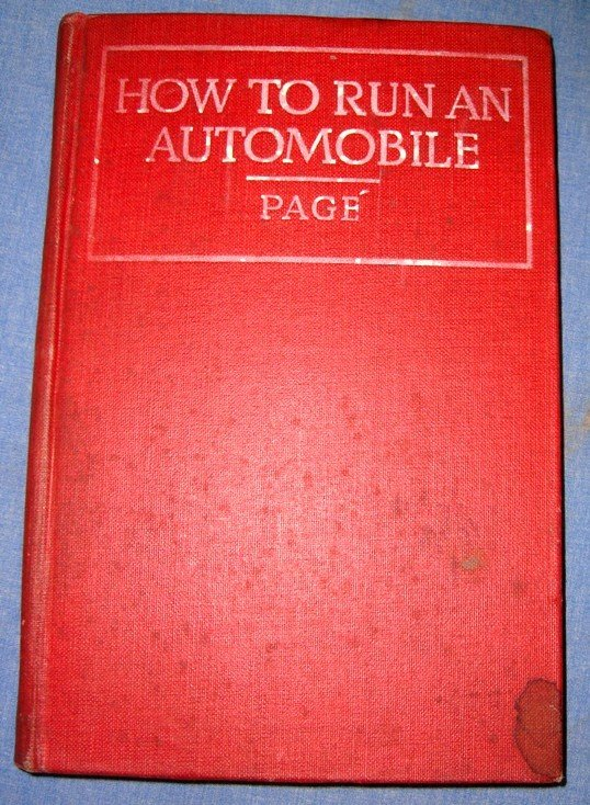 24: 1919 How to Run an Automobile, V. Page