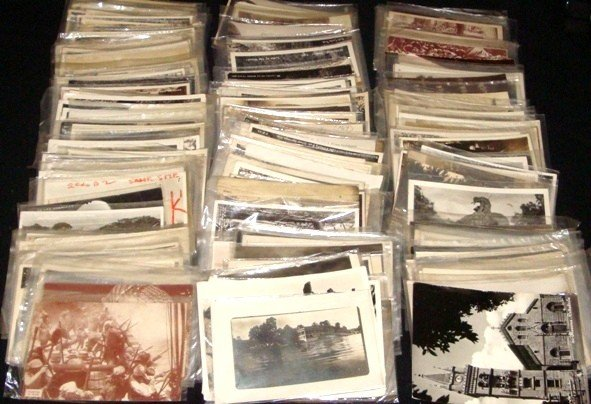 277: Lot of Vintage Real Photo Postcards