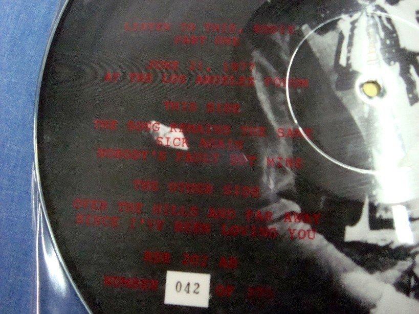 "289: Led Zeppelin RARE ""Listen to This Eddie"" Bootleg - 2"