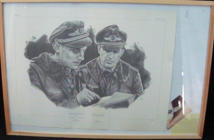 308: Erich Hartmann Signed Ltd Ed Print