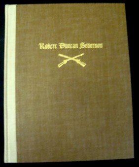 1949 WW II Life And Letters Of Robert Duncan Sever
