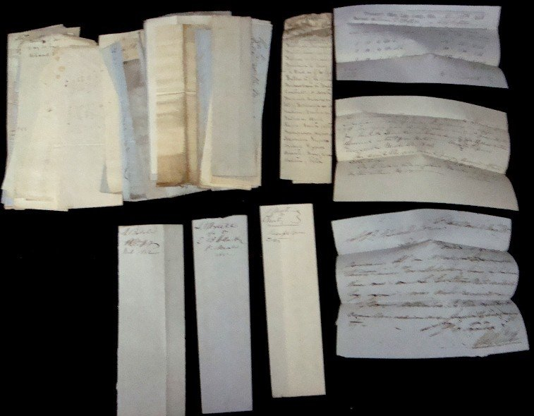 331: 1830's-Later Lake County Paper Lot