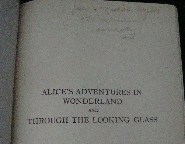 401: 1916 Alice in Wonderland, Pinocchio - 5