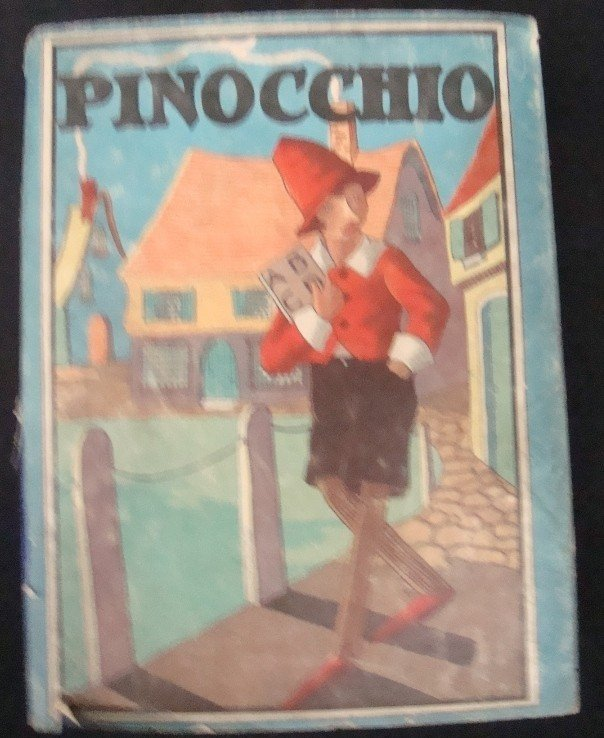 401: 1916 Alice in Wonderland, Pinocchio - 9