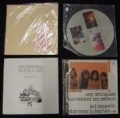 585 Lot of VintageBootleg Zeppelin Records