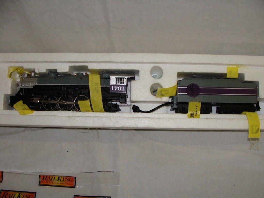 143: Atlantic Coast Line 4-6-2 Pacific Steam Engine 30-