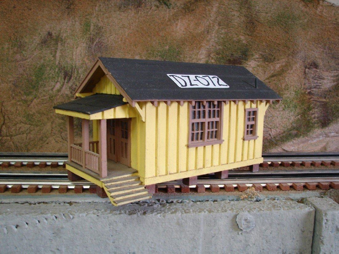 332: Yard Office Building Model