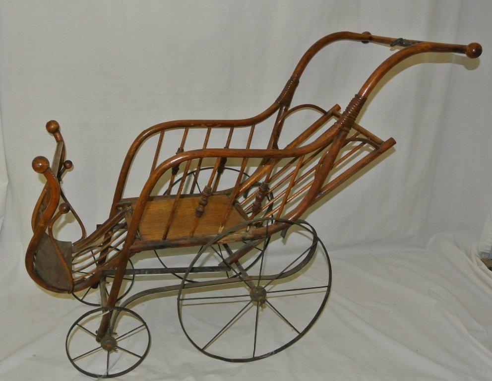 112: Stick n Ball Style Baby Stroller