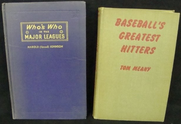 3: Who's Who in the Major Leagues, BB Greatest Hitters