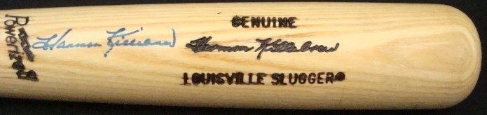 52: Harmon Killebrew Autographed Louisville Slugger, JS