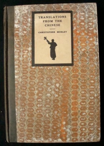 24: Translations From The Chinese, Signed 1st Ed