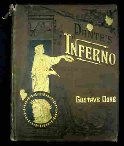 115: Dante's Inferno, Cary, Illustrated Dore, New Editi