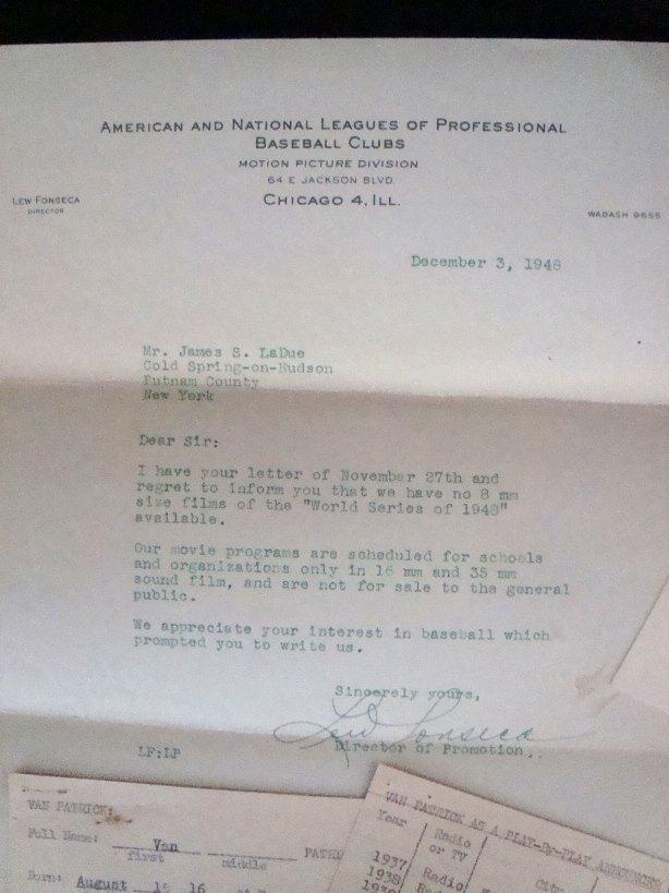 2: Vintage Signed Cleveland Sports Memorabilia Lot - 3