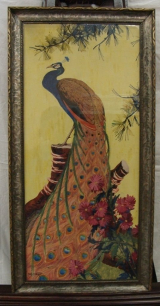 23: Signed Hans H. Volck Cleveland School Painting