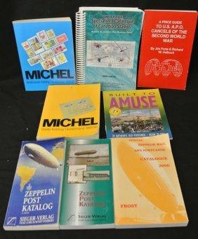9: Useful Philatelic Literature Lot