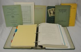 10: Useful Philatelic Literature Lot