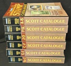 11: 2005 Scott Stamp Catalogs Volume 1-6