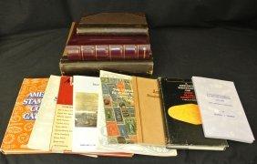 12: Useful Philatelic Reference Literature & Supply Lot