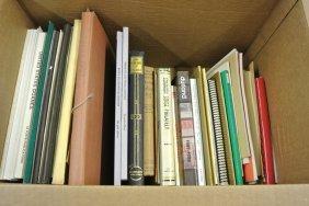 13: Useful Philatelic Reference Literature Lot