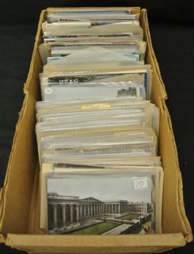 18: Foreign Postcard Lot (500)+