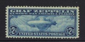 152: U.S. Scott C15 F-VF OG H Fresh appearance SCV.$675