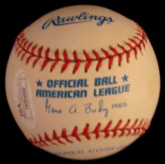 17: Rapid Robert Feller Signed Baseball - 2