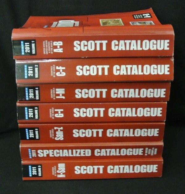 13: 2011 Scott Catalogs Volume 1-6 & Specialized