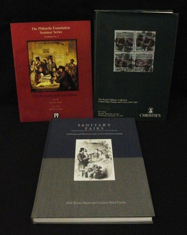 14: Three Excellent Philatelic Reference Books