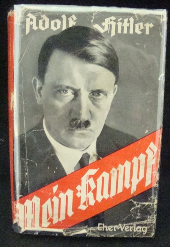 Mein Kampf by Adolph Hitler
