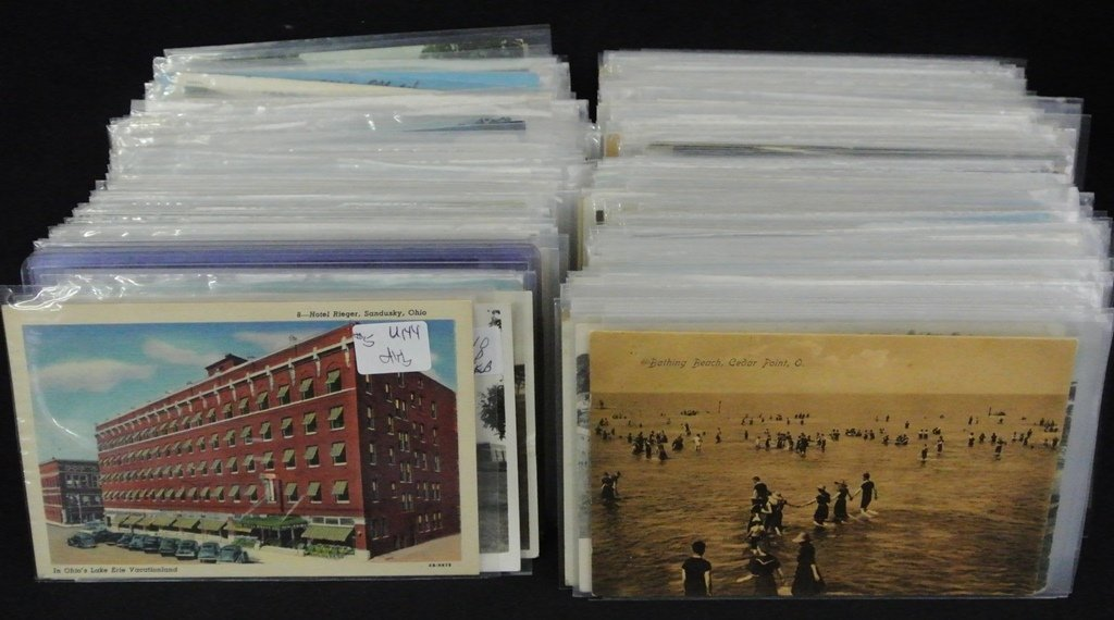 450-550+ Postcards Towns Views Topics Mostly Ohio
