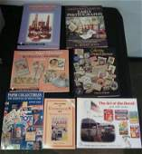 Lot of 7 Books about Paper Collectibles