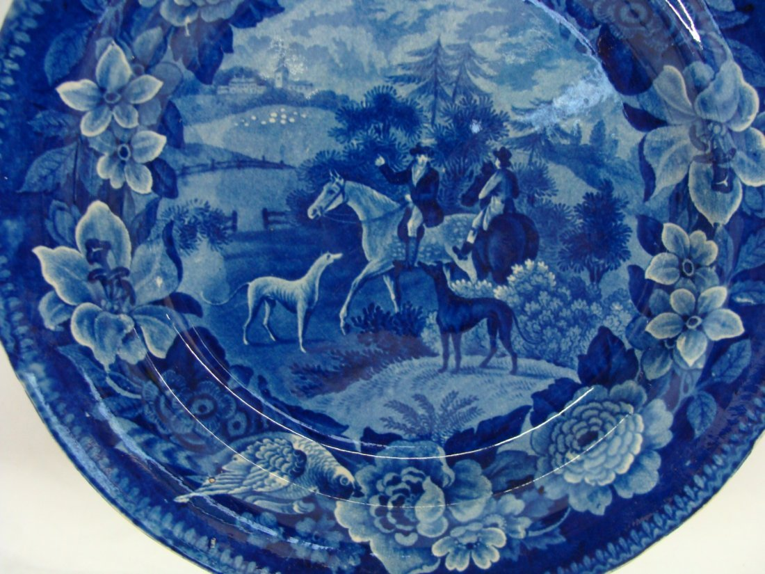 """19th Century 10"""" Picturesque Plate"""