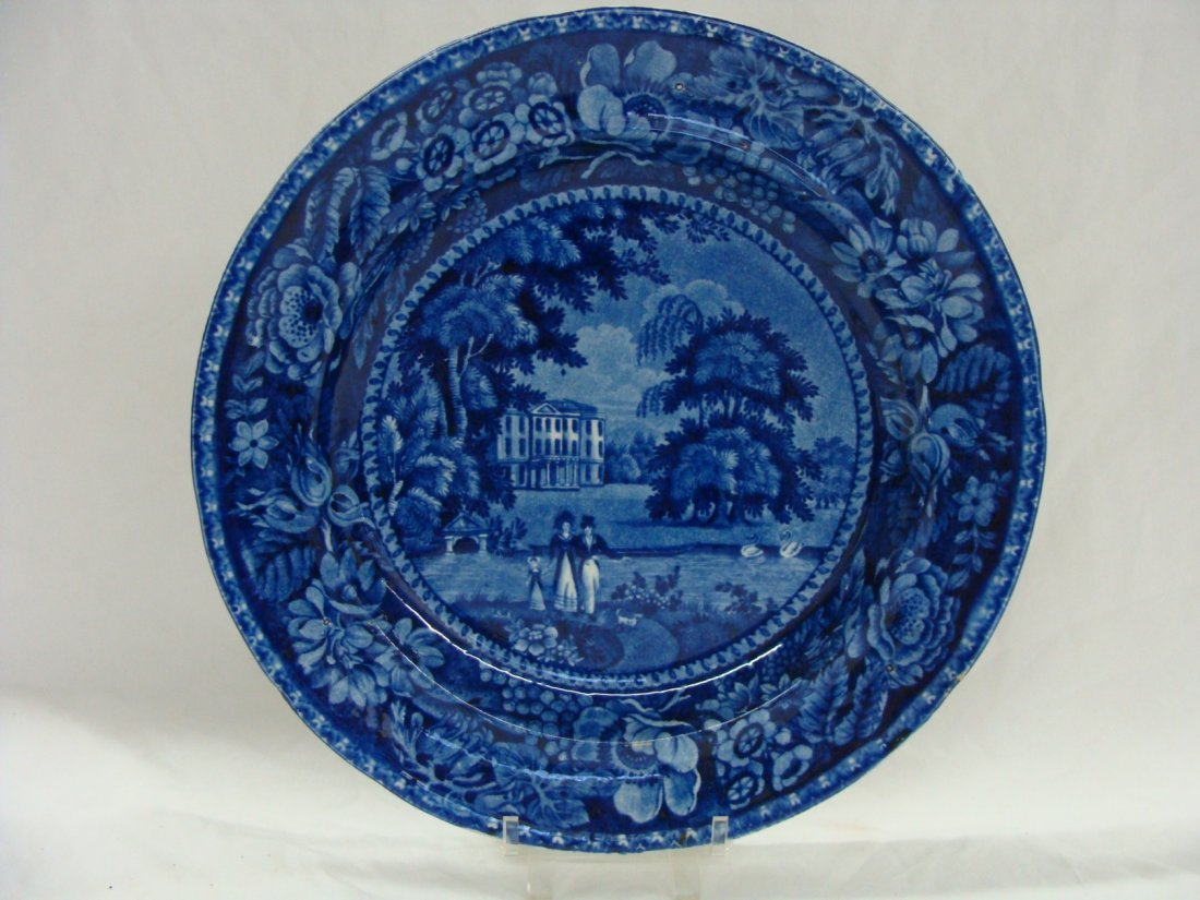 Lanarth Court R. Hall's Monmouthshire Picturesque Plate