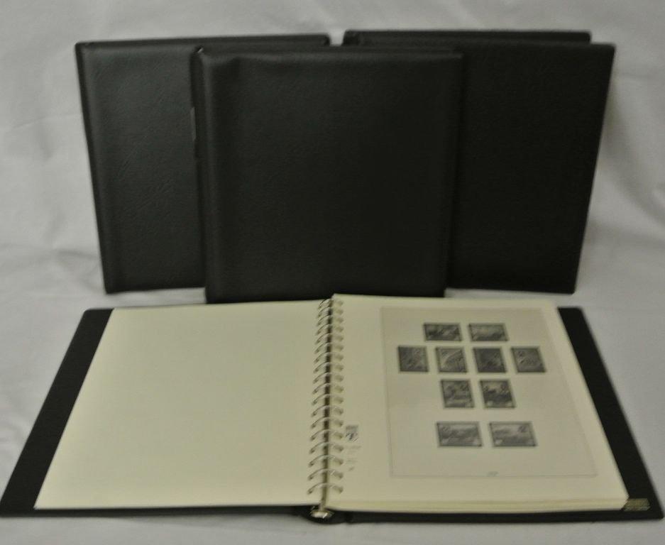 San Marino (4)Volume Hingeless Album Set 1945-1988
