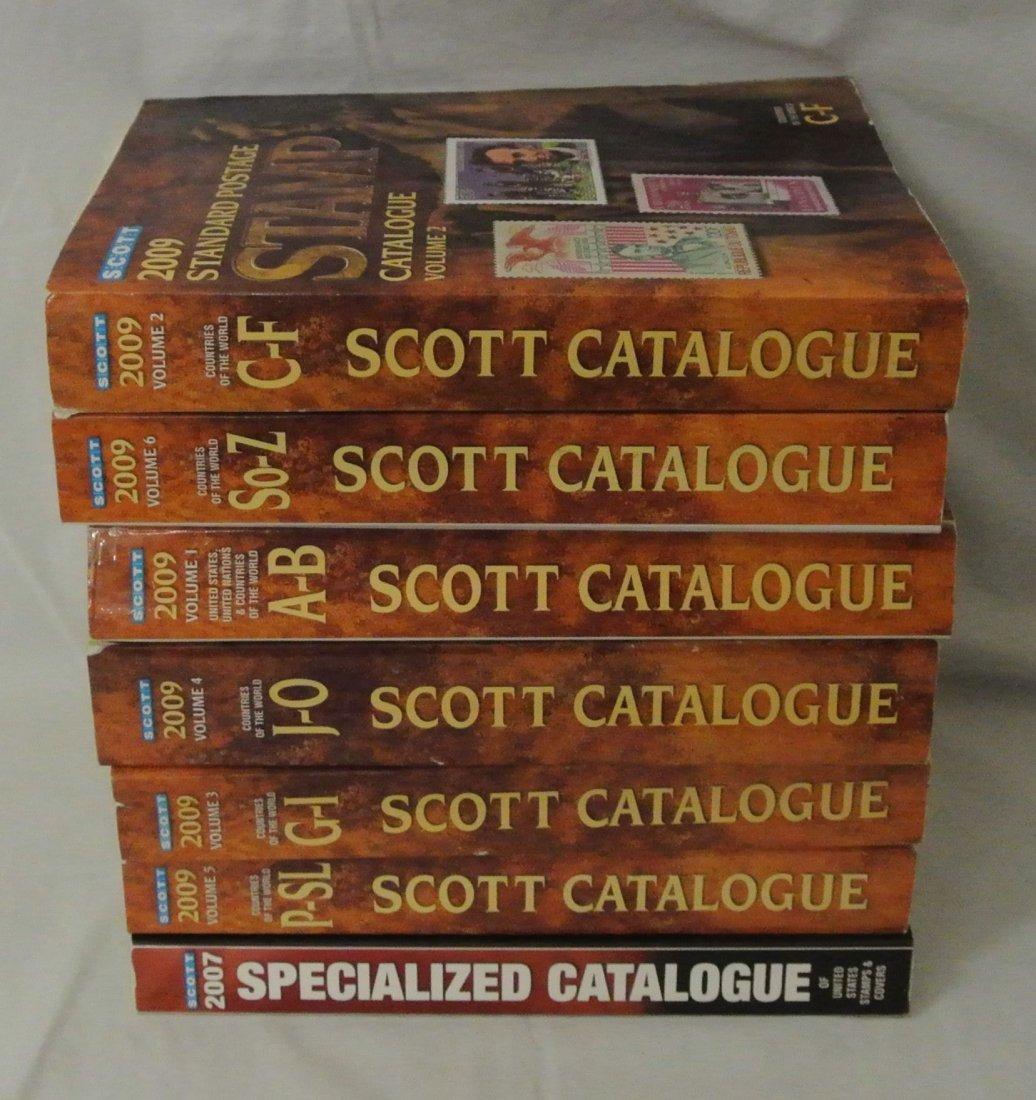 2009 Scott Catalogs Vol.1-6 2007 Specialized