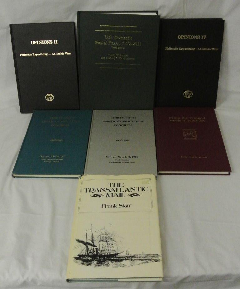 Philatelic Literature Lot