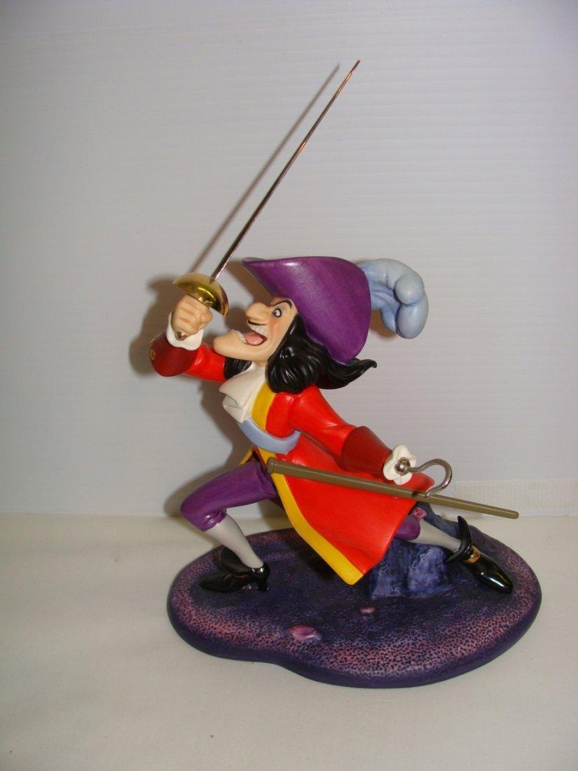 "Disney WDCC Captain Hook Peter Pan ""I've Got You"