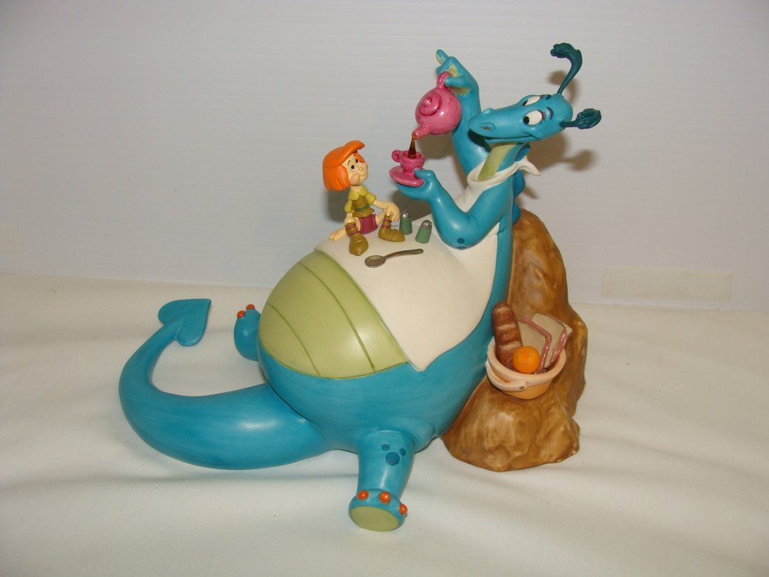 Disney Reluctant Dragon & Boy LE Classic Collection