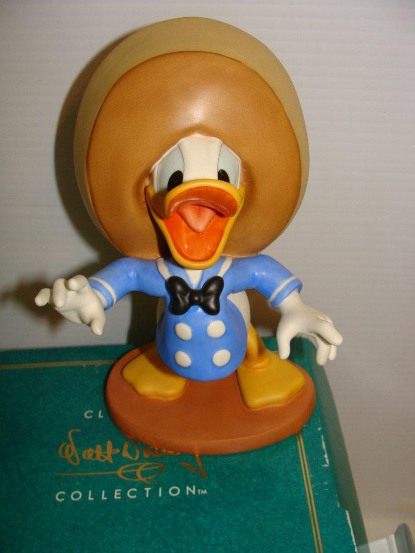 AMIGO Donald Three Caballeros Disney WDCC